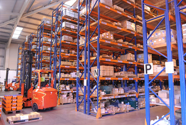 Warehousing Service